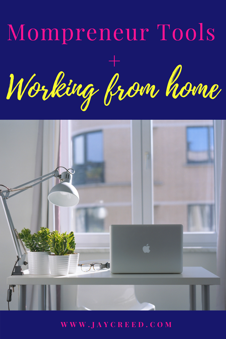 Mompreneur Tools + Work from home | Many people who want to work at home want to get a job, not opportunity. Yes, those are out there.