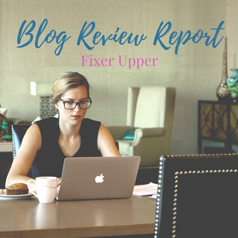 blog review report