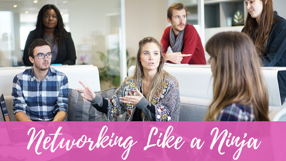 Networking Like A Ninja