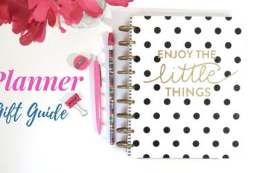 Planner | Gift Guide