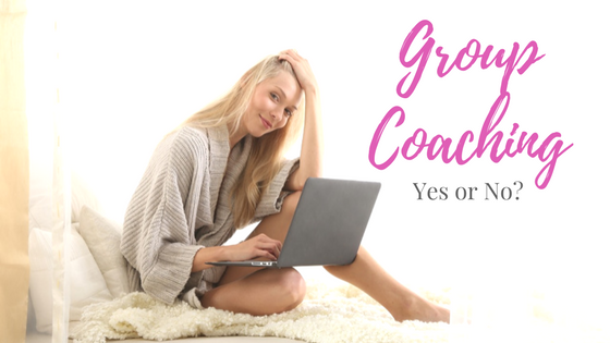 Group Coaching – Yes or No?