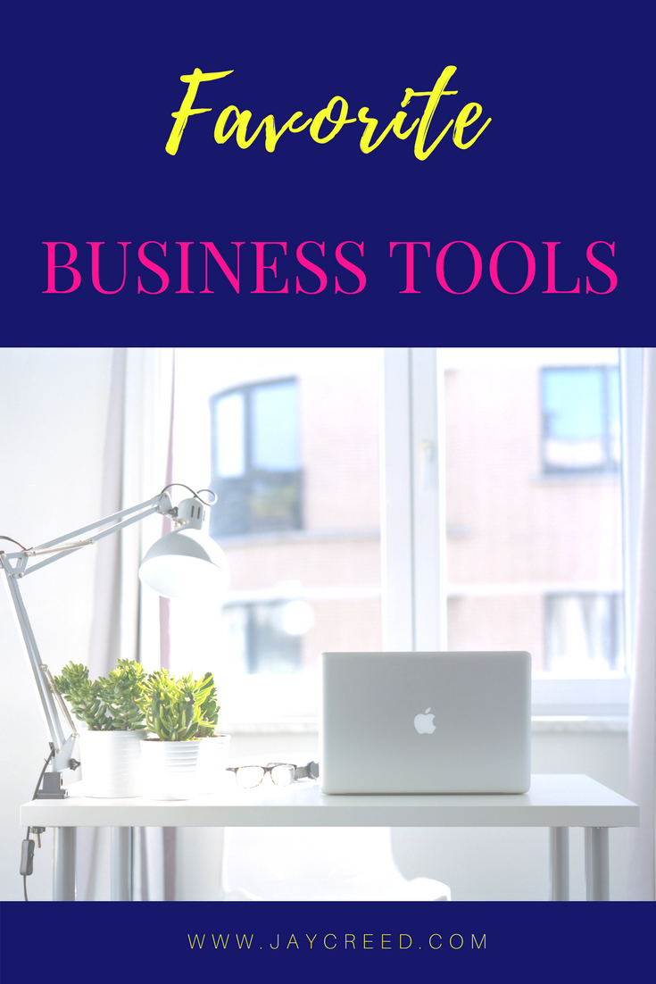 Favorite Business Tools