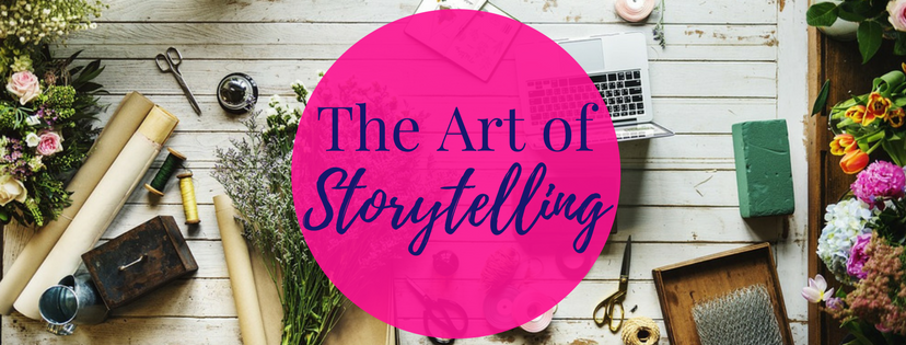 Which one is more likely to draw you in, maybe even get you to buy a product? What type of storytelling should take place?