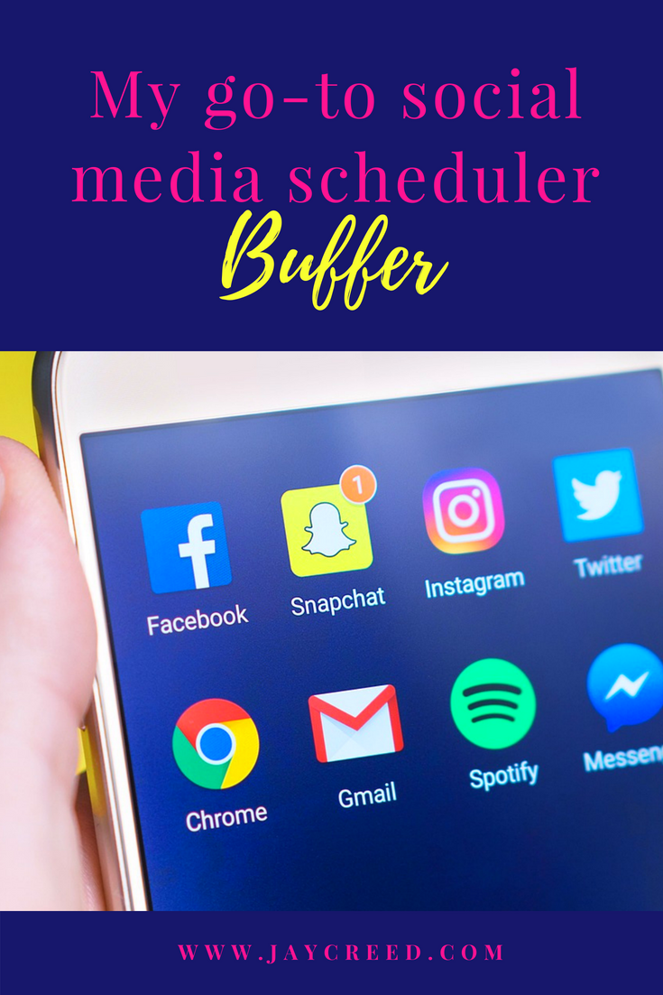 Yes, there are many social media schedulers with a free plan that you can schedule to one or two of your social media channels, but I found that Buffer is by far the best.